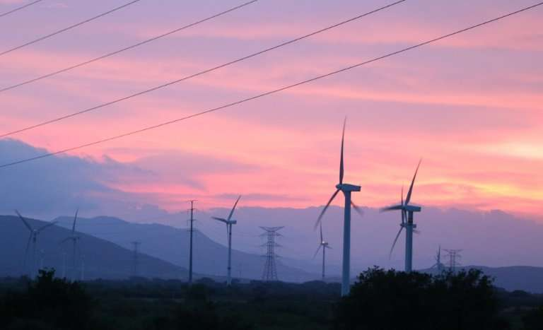 Wind farms are known to be harmful to birds, disrupting their migration patterns and causing above average death rates