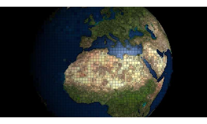 New equal Earth 2 D map offers better perspective of the world