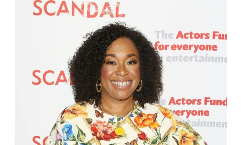 """Writer-producer Shonda Rhimes—whose ABC shows """"Grey's Anatomy"""" and the now-finished """"Scandal"""" have been huge"""