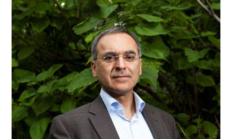 WWF International's new president Pavan Sukhdev has refocused his talents from banking to rescuing Nature—and is encouraging  co