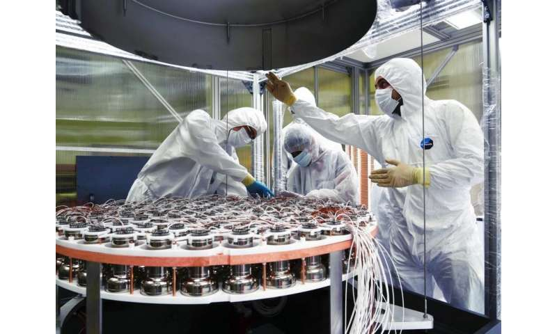 XENON1T Experimental data establishes most stringent limit on dark matter