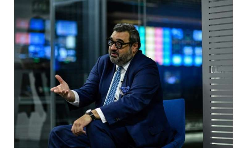 Yiannis Exarchos, CEO of the OBS, says the Olympics were becoming a burden for host broadcasters