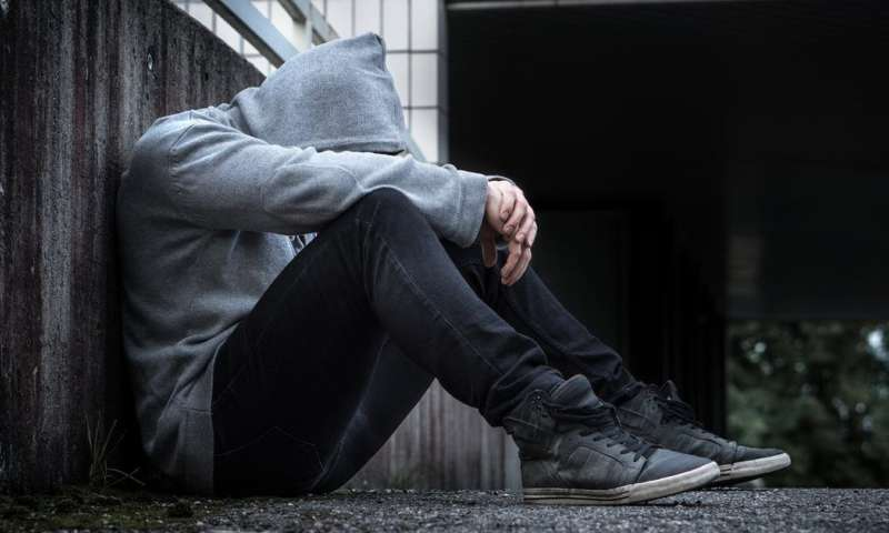 Young gang members also at risk of developing post-traumatic stress disorder