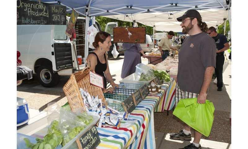 Young, hip farmers: Coming to a city near you