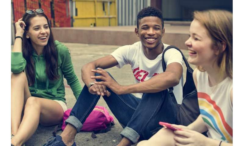 Young people value diversity, humour and honesty in their friendships – new research