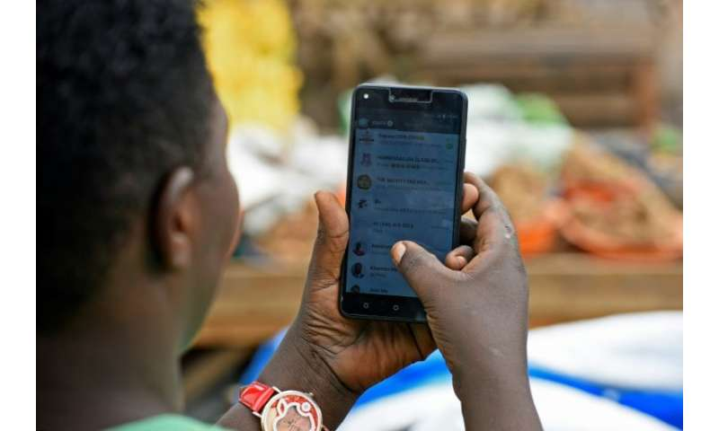 Zambia unveiled a tax on calls made over the internet with apps like WhatsApp, sparking an outcry the move will stifle freedom o