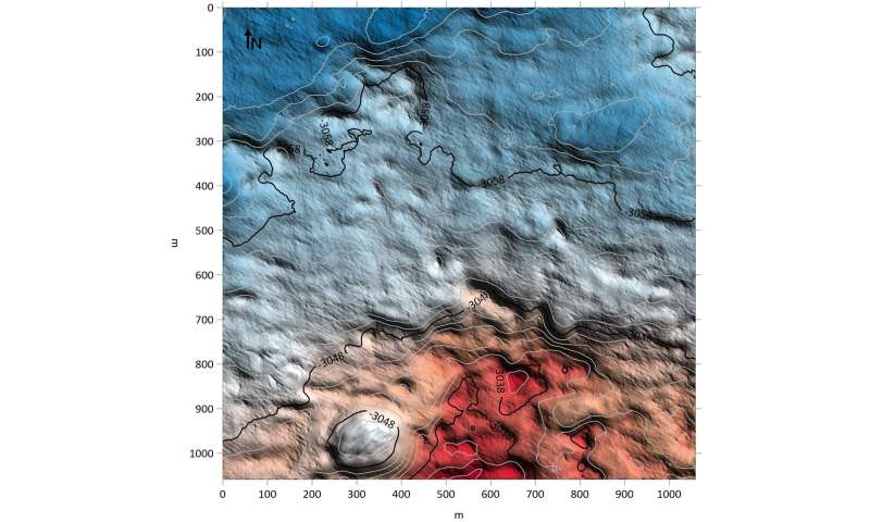 3-D models of Mars to aid Rosalind Franklin rover in quest for ancient life