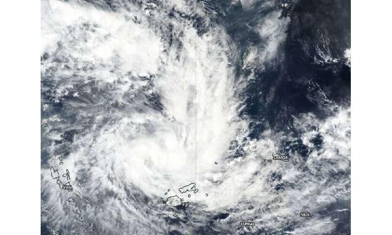 NASA-NOAA satellite finds development of Tropical Cyclone Sarai