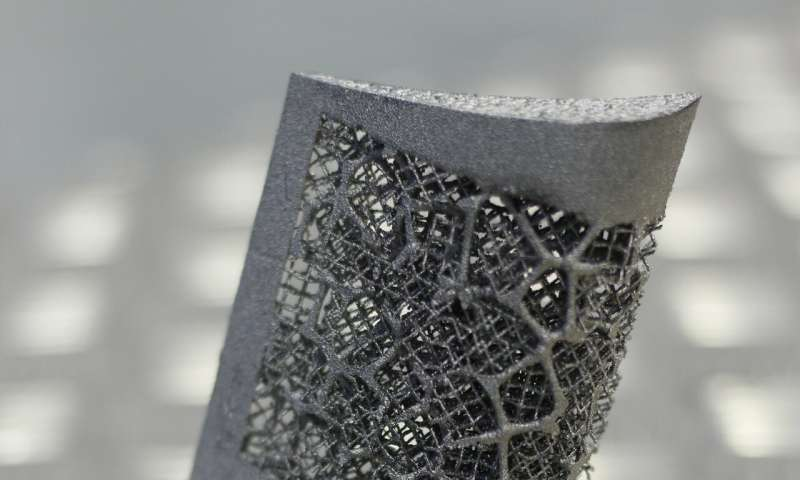 Additive manufacturing reflects fundamental metallurgical principles to create materials