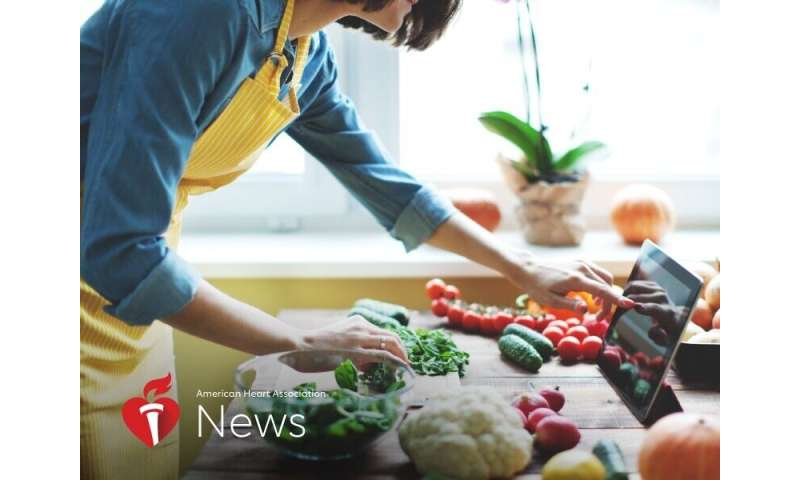AHA news: high blood pressure, unhealthy diets in women of childbearing age