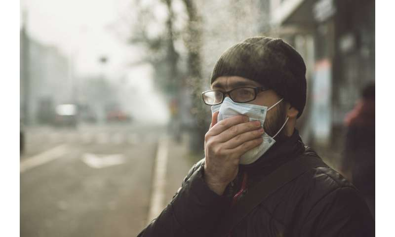 Air pollution may be affecting how happy you are
