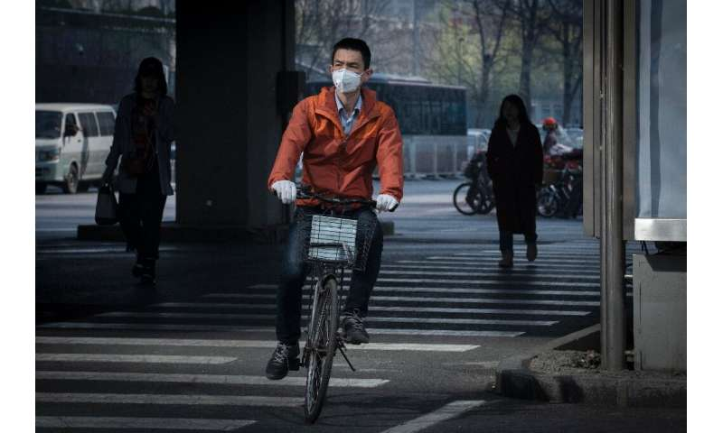 Ambient air pollution was responsible for 40 percent of all pollution related deaths, led by China with 1.2 million deaths