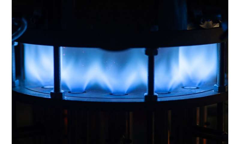 Ammonia may hold key to greener combustion