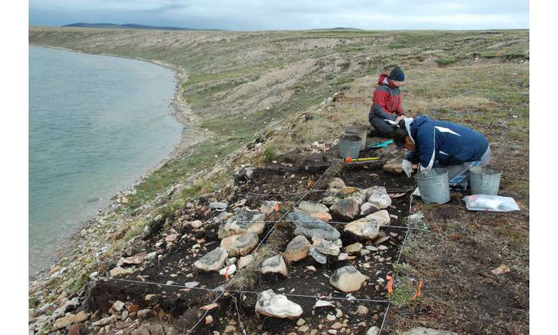 Ancient DNA sheds light on Arctic hunter-gatherer migration to North America ~5,000 years ago