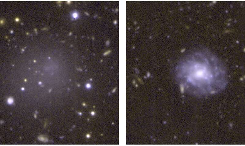 Anemic galaxy reveals deficiencies in ultra-diffuse galaxy formation theory