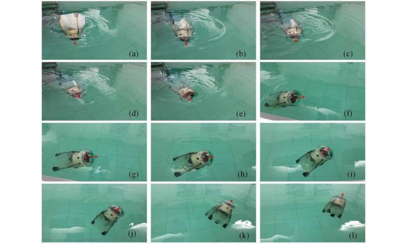 A novel robotic jellyfish able to perform 3D jet propulsion and maneuvers