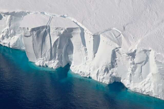 Antarctic ice cliffs may not contribute to sea-level rise as much as predicted