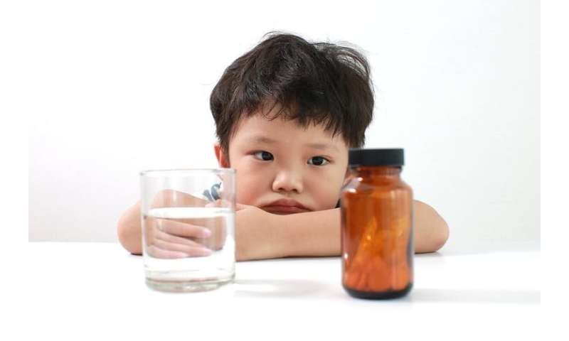 Antibiotics: even low use in children can have a negative impact on health – new research