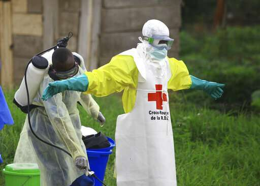 AP Explains: Why Congo's Ebola outbreak still going strong