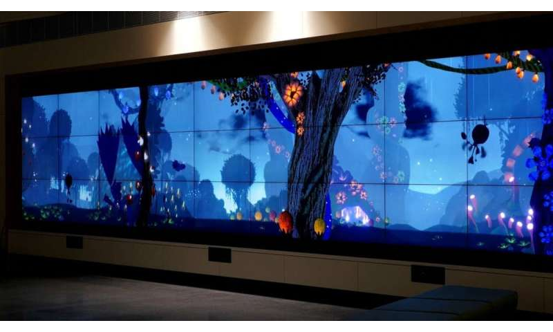 Aquariums, meerkats and gaming screens: how hospital design supports children, young people and their families