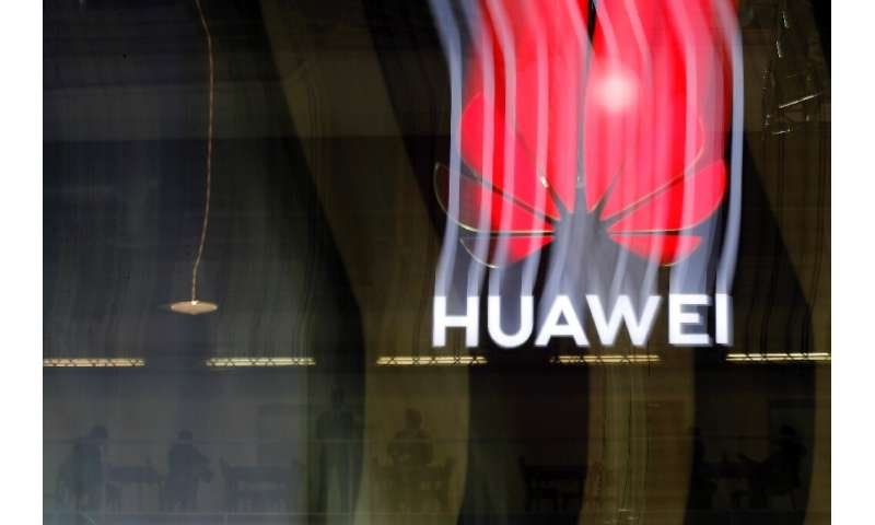 A small number of US firms were allowed to keep selling to China's Huawei, which faces a blacklist in Washington over national s
