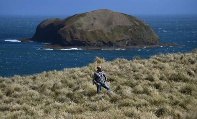 As much of Asia wheezes, coughs and sniffles its way through another smog season, one isolated and windswept corner of Australia