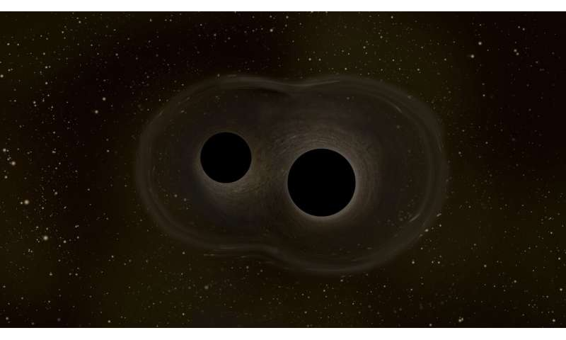 A unique experiment to explore black holes