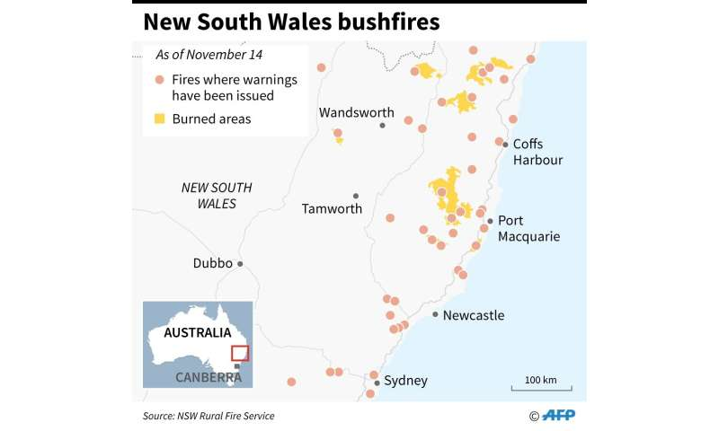 Australia bushfires renew anger over climate change