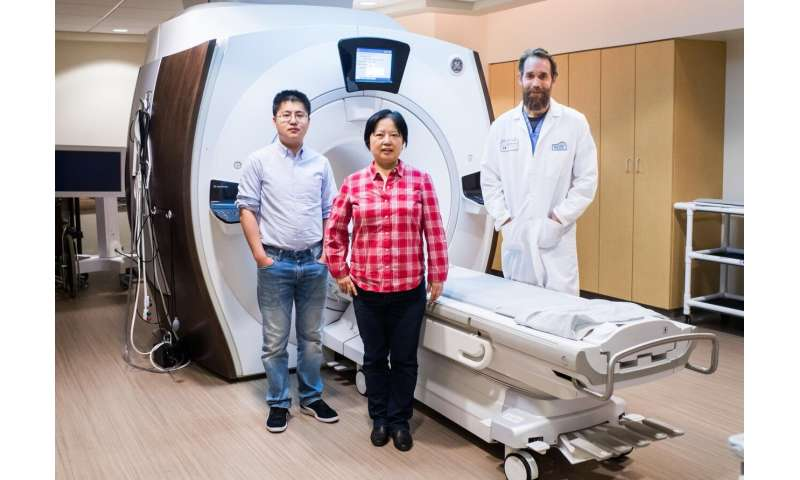 BU researchers develop new metamaterial that can improve MRI quality and reduce scan time