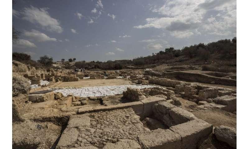 Byzantine church to mystery martyr unearthed near Jerusalem