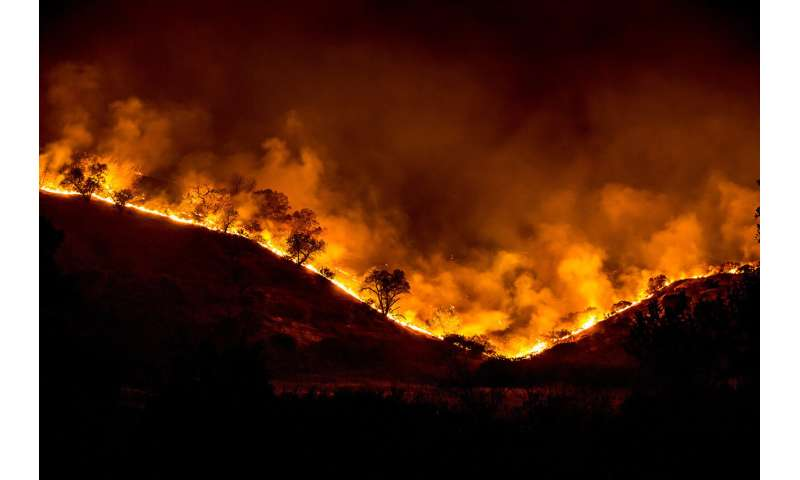 Californians unwilling to subsidize wildfire prevention