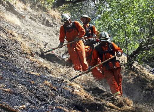 California to waive environmental rules for fire season prep