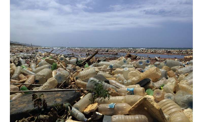 Campaigners say the only long-term solution to the plastic waste crisis is for companies to make less and consumers to use less