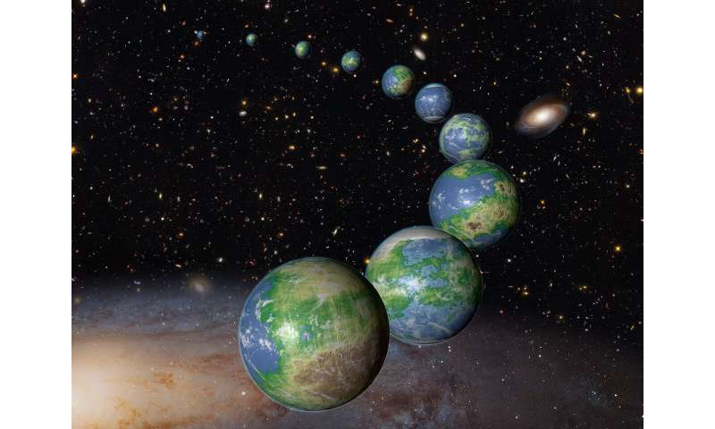 Canadian astronomers determine Earth's fingerprint