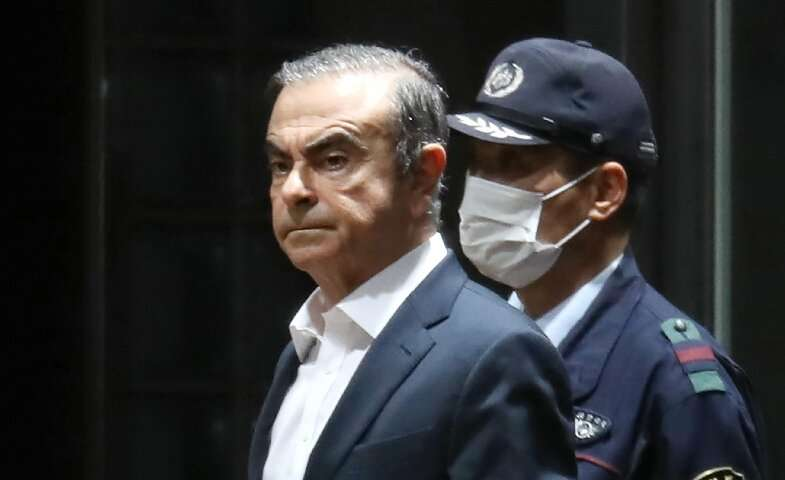Carlos Ghosn's arrest in Japan threw the Renault-Nissan alliance into disarray