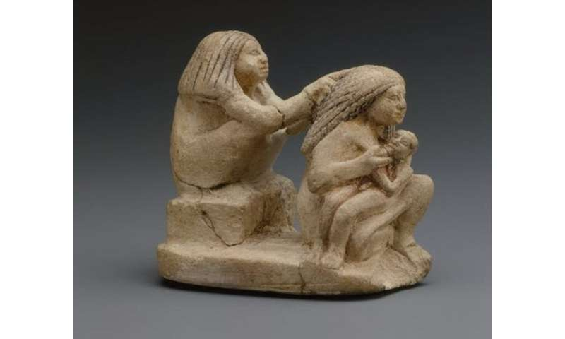 Children in the ancient Middle East were valued and vulnerable—not unlike children today