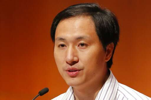 Chinese scientist told US Nobelist about gene-edited babies