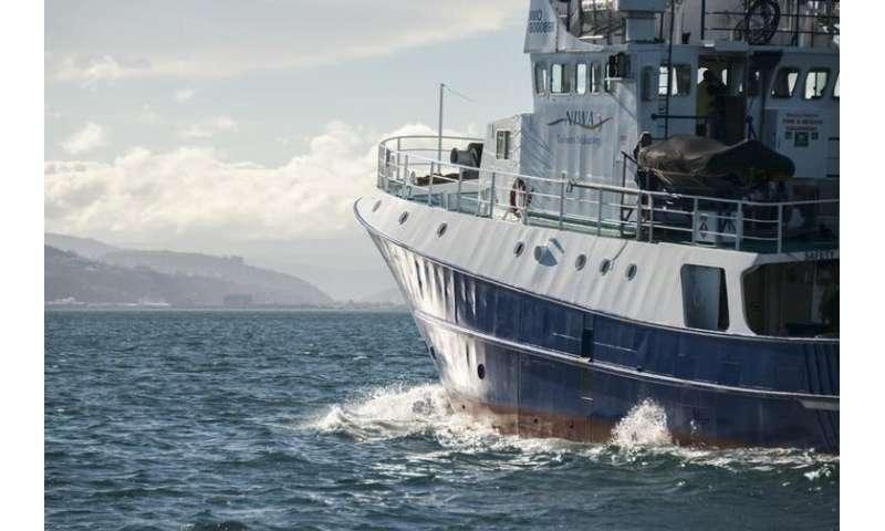 Coastal seas around New Zealand are heading into a marine heatwave, again