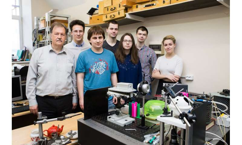 Coffee machine helped physicists to make more efficient ion traps