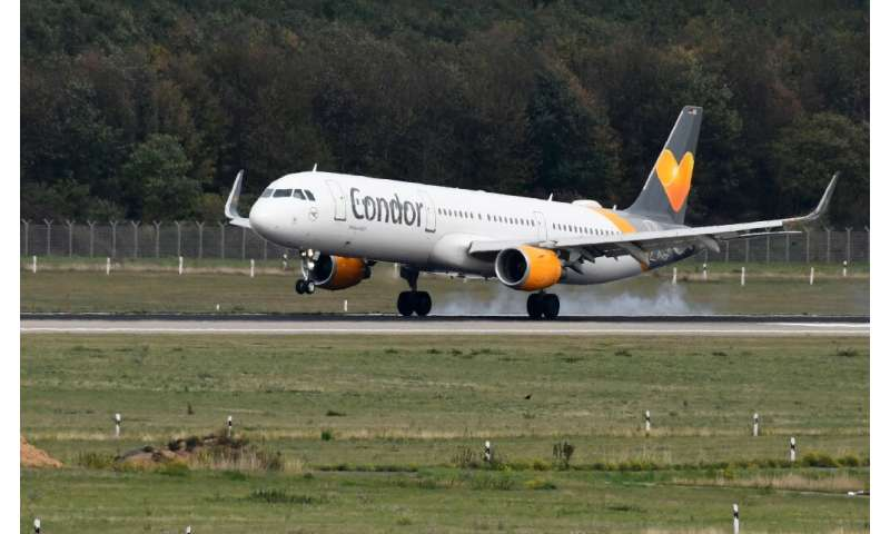 Condor Airlines, a Germany subsidiary of bankrupt British tour operator Thomas Cook, will continue to fly after receiving a stat