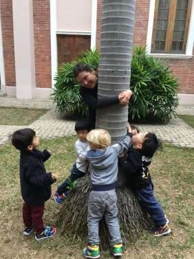 Connection of children to nature brings less distress, hyperactivity and behavioral problems