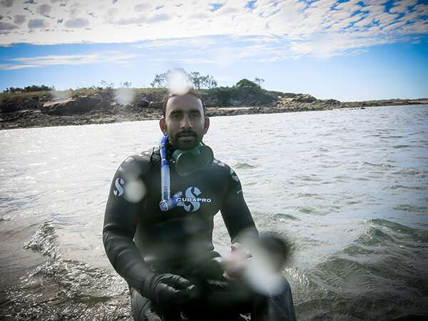 Coral discovery equips researchers with new environmental monitoring method