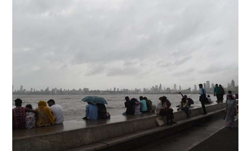 Cyclone Vayu had been expected to hit Gujarat with full force