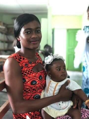 Decreasing the maternal mortality rate in Ghana
