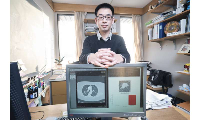 'Deep learning' software automatically detects diseases