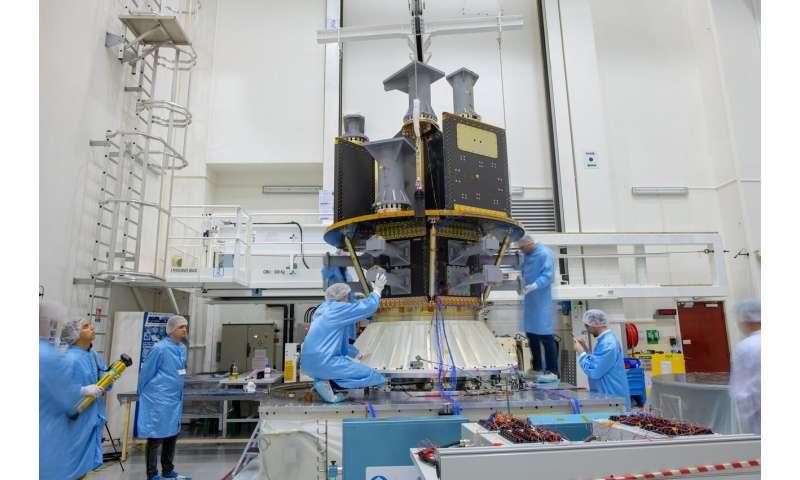 Dozens of satellites joining Vega's ride-share to space
