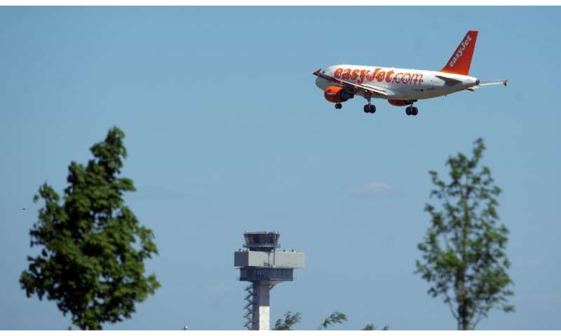 Easyjet plans to plant more trees to offset its carbon emissions