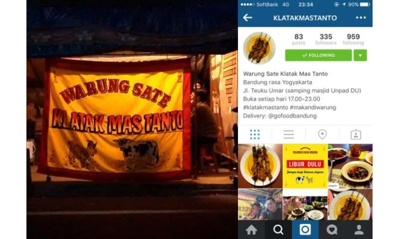 Eat or be eaten: Street food vendors resist and adapt to changing society