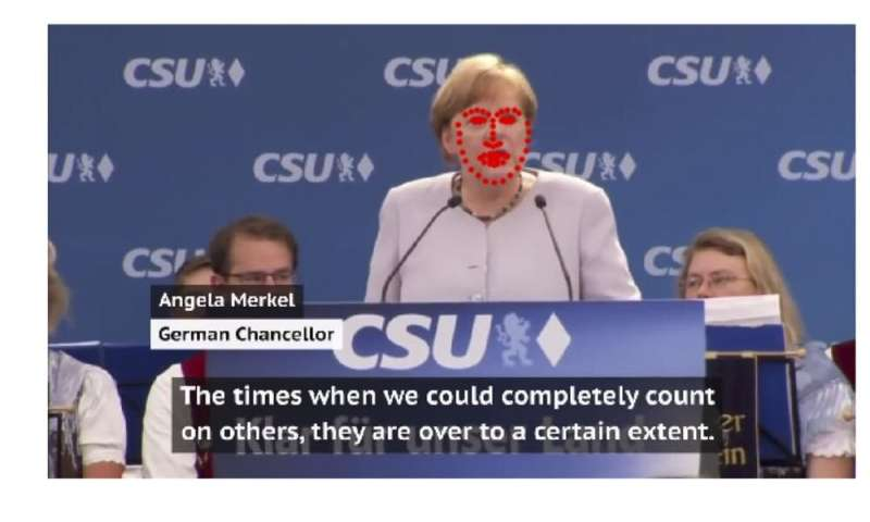 Examining a video's changes over time helps flag deepfakes