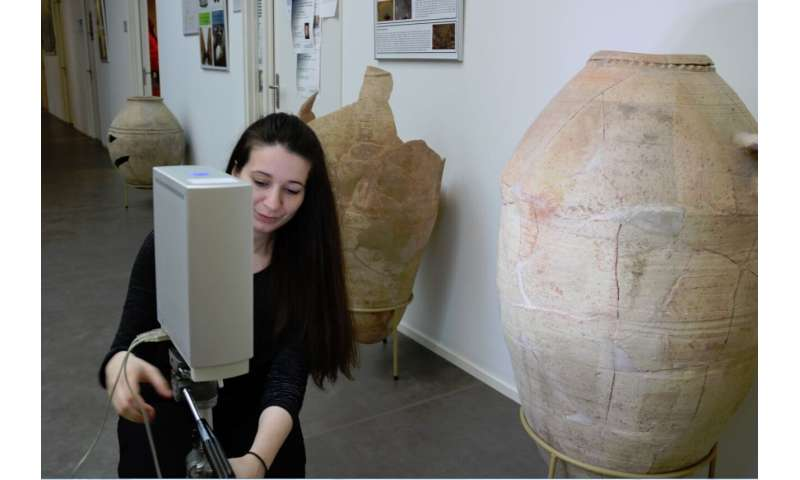 Exploring 3-D technology in pottery studies: 'It is the future'